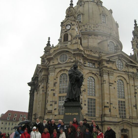 Dresden 10.2009 Luther-Denkmal
